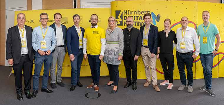 Nuernberg Digital Festifal 2019