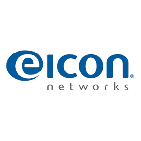 Referenz Produktkommunikation Eicon Networks – Logo