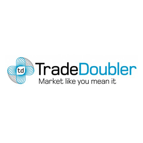 Referenz internationale Produkt-PR Tradedoubler – Logo