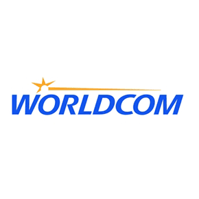 Referenz Corporate Communications WorldCom – Logo